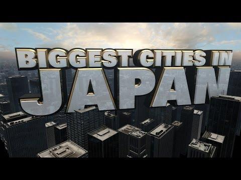 Top Ten Biggest Cities in Japan 2014