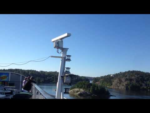 Ship tour from Sweden to Finland 1