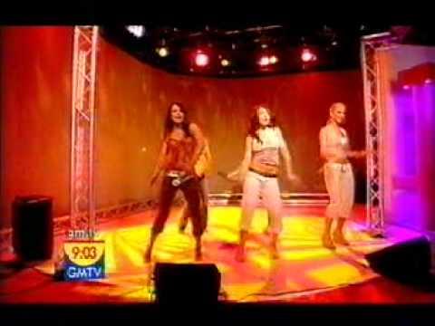 Girls Aloud  Long Hot Summer GMTV Performance  2005