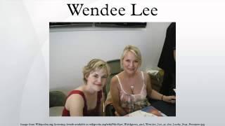 Wendee Lee