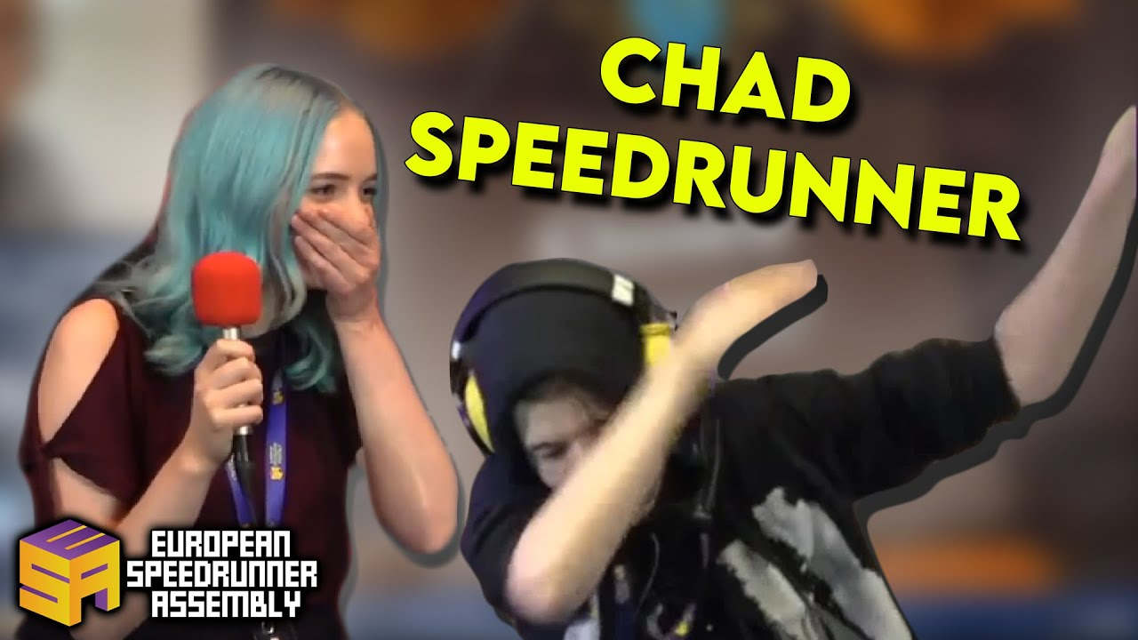 European Speedrunner Assembly: Best Moments of ALL TIME!