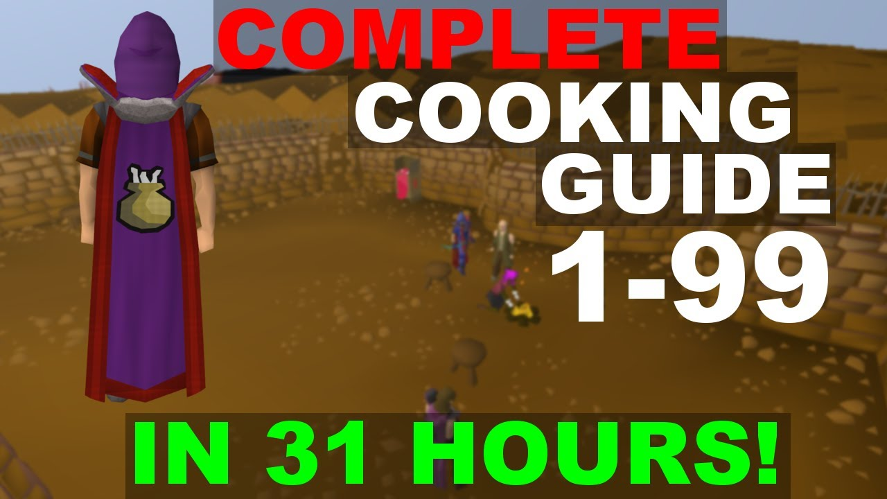 f2p cooking guide osrs