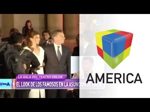 El look de los políticos y famosos en la gala del Colón