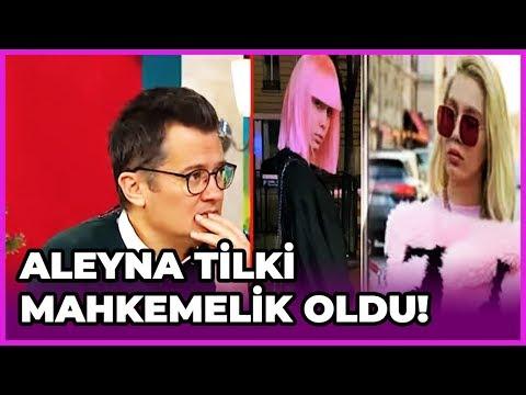 Aleyna Tilki'ye Soruşturma Açıldı! | GEL KONUŞALIM