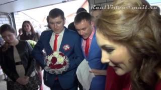 Выкуп невесты на свадьбе. Свадьба в Казани