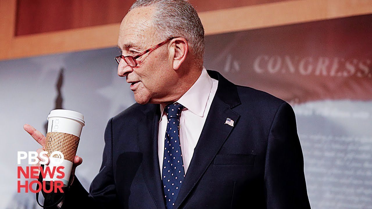 Download WATCH: Schumer holds briefing on Dems $3.5 trillion budget push