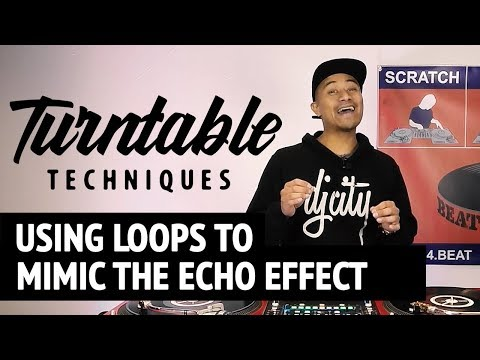 Using Loop Techniques to Mimic the Echo Effect