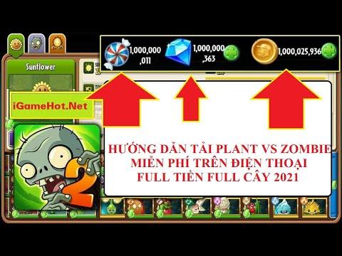cách hack plants vs zombies 2 tren dien thoai - Hướng Dẫn Hack Full tiền Plant Vs Zombie 2.
