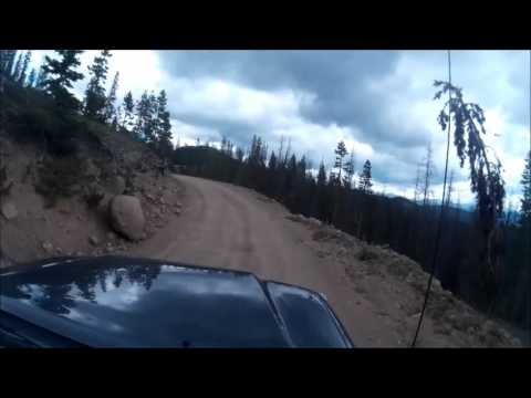 Stillwater Pass Off-Road Trail, Granby, CO