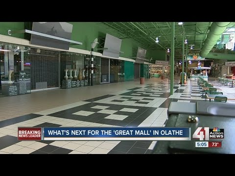 What's next for Great Mall of the Great Plains in Olathe?