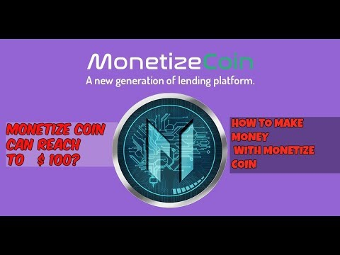 Monetize Coin Price Prediction Monetize Coin Exchange Staking Campaign Online
