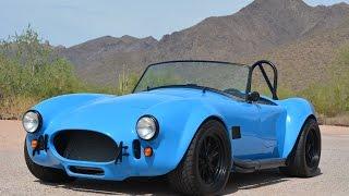 1965 Factory Five MKIV Grabber Blue Cobra