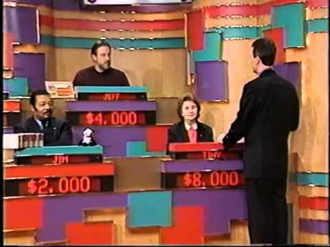 Hoosier Millionaire Episode 491 March 20, 1999