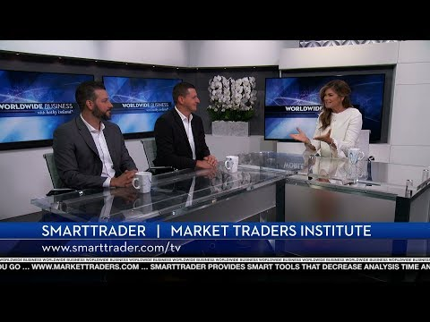 Market Traders Institute featured on Worldwide Business with kathy ireland®