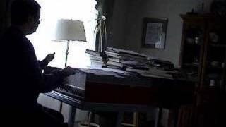 buxtehude sarabande played on harpsichord bradley lehman
