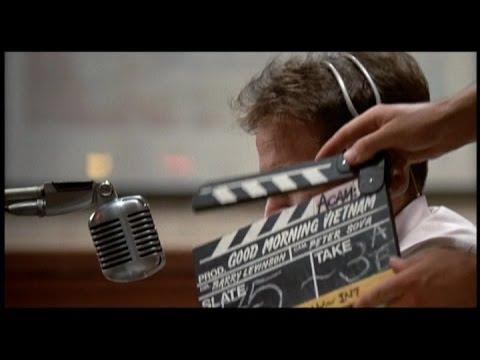 Robin Williams' Improvisation - Behind The Scenes of Good Morning Vietnam