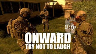 ONWARD - Boys will be boys... (Try not to laugh)