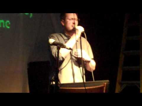 "Joy Division ""Transmission"" karaoke"