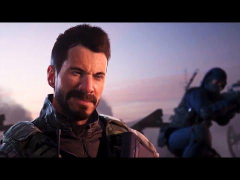 Modern Warfare Season 3 Cutscene - Alex Survives & Meets Ghost! (Modern Warfare Season 3 Cinematic)