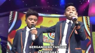Theme Song La Academia Junior 2 (Konser 14 Besar)