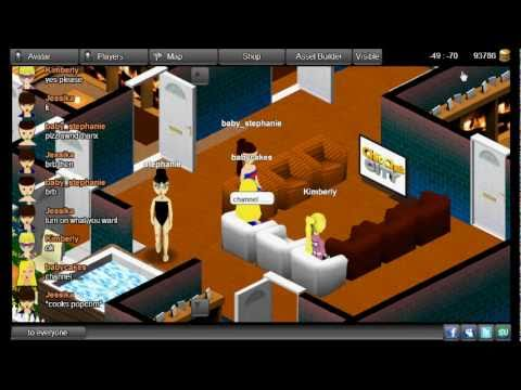 Chit Chat City - Online Virtual Chat World