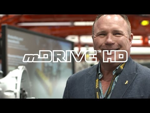 Charley's Concrete on Mack's mDRIVE HD
