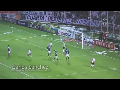 Rayados confirmó el fichaje de Carlos Sánchez