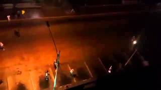 VENEZUELA: Saqueos por parte de motorizados en Ciudad Ojeda/edo Zulia - Jueves 13 de Marzo del 2014