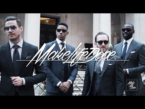 MLD EPISODE ONE - MUSIKA FRERE - THE CELEBRITY SUIT GUYS