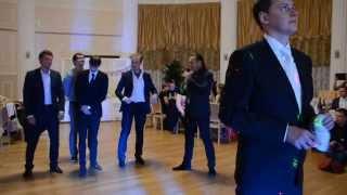 """Стильный ведущий свадеб и торжеств Буценко Павел Церемония """"Прощание с подвязкой невесты"""""""