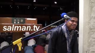 Muzammil Hasballah   Emotional Do'a Qunut Nazilah Makmum Menangis