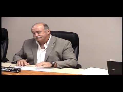 August 16, 2016 Suwannee County Board of County Commissioners Regular Meeting