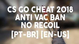 CS:GO CHEAT MENU + ANTI BAN VAC + NO RECOIL + FAST SHOOT + UPDATED 01/2018 [PT-BR] [EN-US]