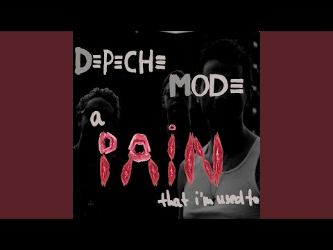 A Pain That I'm Used To (Jacques Lu Cont Remix)