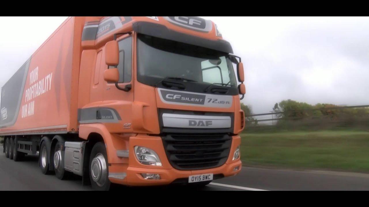 Daf Trucks Uk