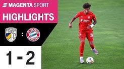 FC Carl Zeiss Jena - FC Bayern München II | 36. Spieltag, 2019/2020 | MAGENTA SPORT