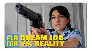 Dream Job vs. Reality - Nikki Limo