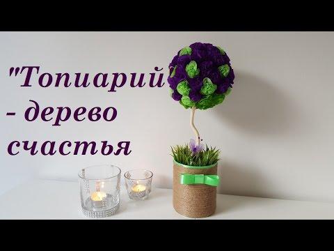 Видео Топиарий