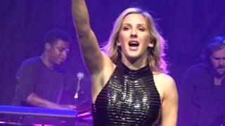 Ellie Goulding -Outside (Calvin Harris) live  Enmore Theatre Sydney 04/10/15 Video