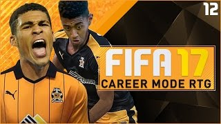 FIFA 17 Career Mode RTG S5 Ep12 - TWO 94 POTENTIAL YOUNGSTERS!!