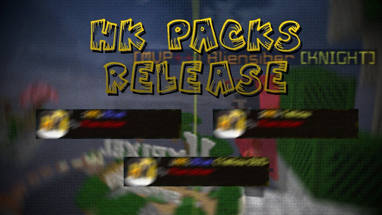 Hypixel Knights Texture Pack Showcase + Release