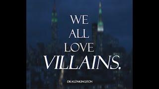 𝐚 𝐡𝐞𝐫𝐨 𝐛𝐮𝐭 𝐭𝐡𝐞𝐲'𝐫𝐞 𝐬𝐥𝐨𝐰𝐥𝐲 𝐭𝐮𝐫𝐧𝐢𝐧𝐠 𝐞𝐯𝐢𝐥 // a villain playlist