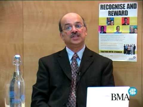 BMA: Guidance on regrading  for staff grade doctors