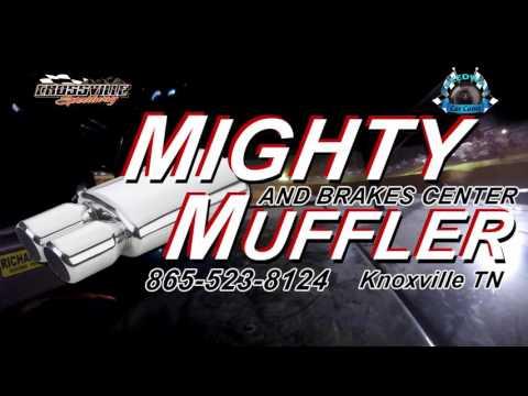 #39 Leighton Hite - Crate - 4-14-17 Crossville Speedway - In-Car Camera