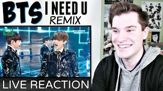 "BTS ""Intro + I NEED U"" @ Melon Music Awards 2015 Reaction"