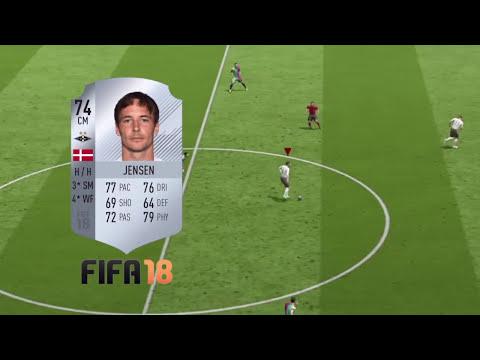 FIFA 18 mike jensen gameplay edit
