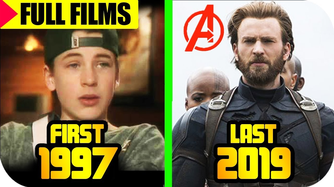 CHRIS EVANS MOVIES List ᴴᴰ 🔴 [From 1997 to 2019], CHRIS ...