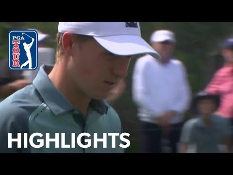 Jordan Spieth highlights | Round 3 | Valero 2019