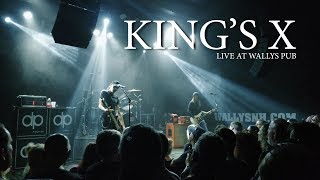 King's X 2019 Wallys New Hampshire