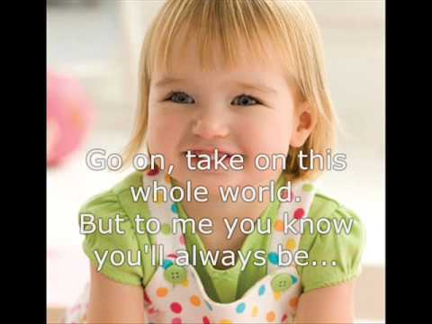My Little Girl (lyrics)